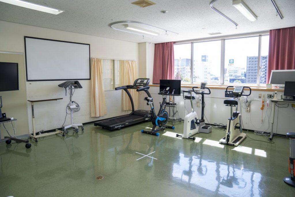 写真:機能訓練室