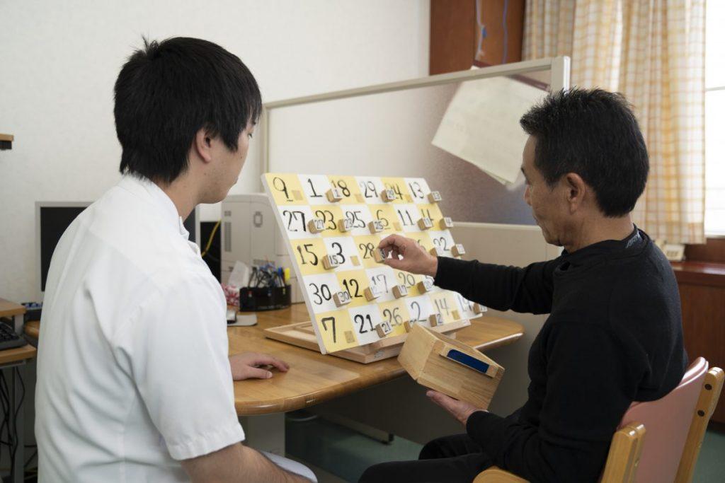 写真:作業訓練の様子2