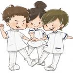 イラスト:チーム医療のイメージ